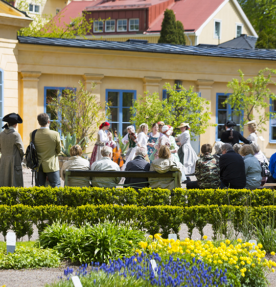 CANCELLED: A Linnaean Garden Party 2020
